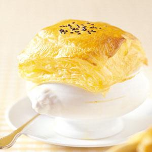 蘑菇酥皮濃湯
