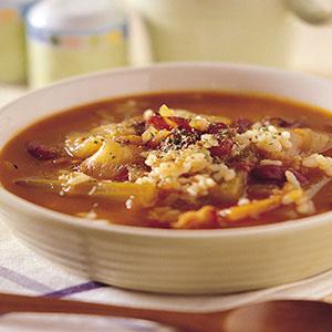 蔬菜蕃茄湯