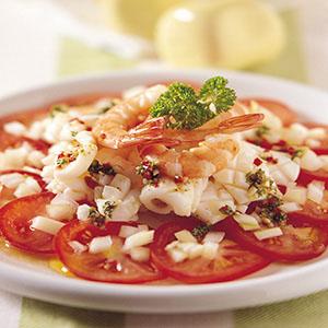 海鮮蕃茄沙拉
