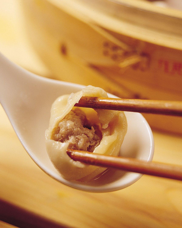 食譜:小籠湯包(1)