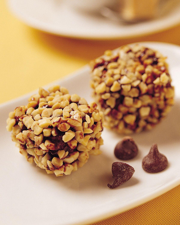 食譜:碎果仁巧克力饅頭