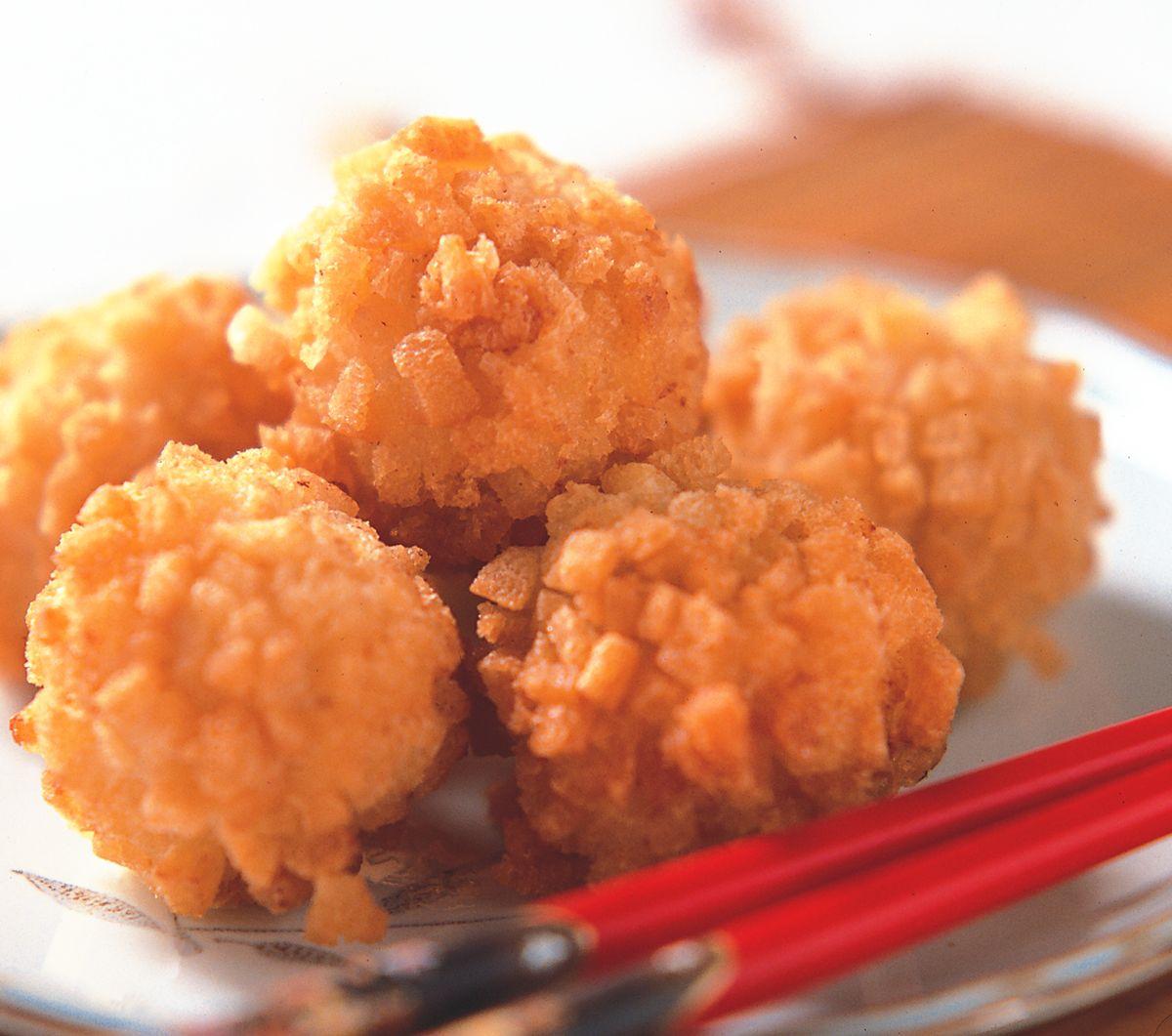 食譜:環球炸蝦球
