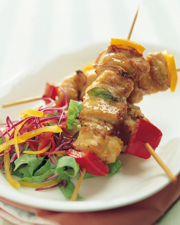 食譜:香炸雞肉串
