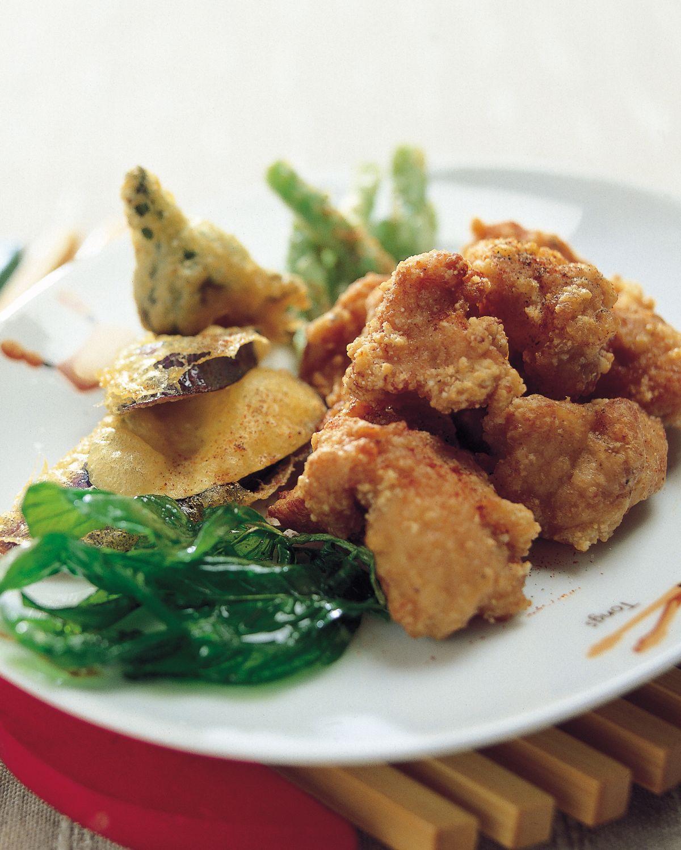 食譜:鹽酥雞塊