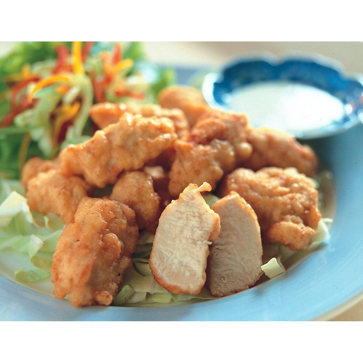食譜:香草炸雞塊