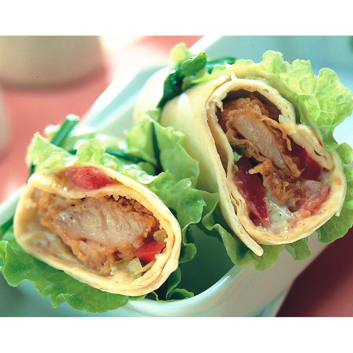 食譜:墨西哥雞肉捲