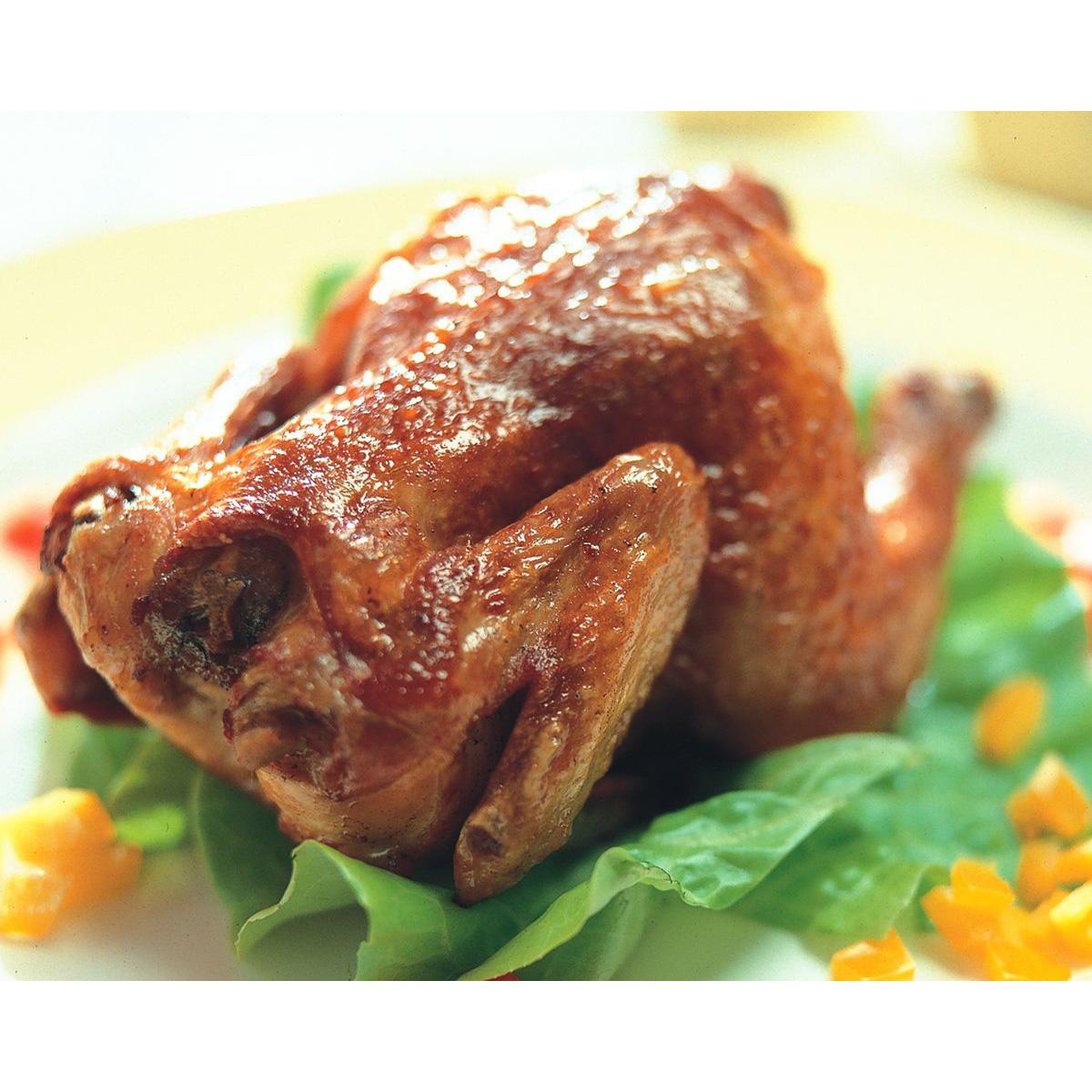 食譜:脆皮童子雞