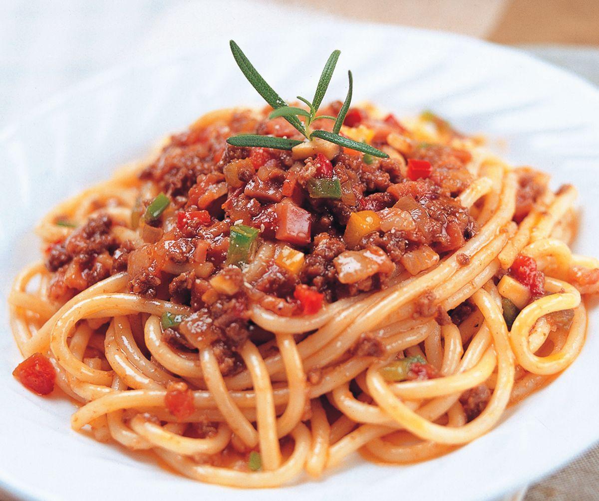 食譜:匈牙利牛肉義大利麵
