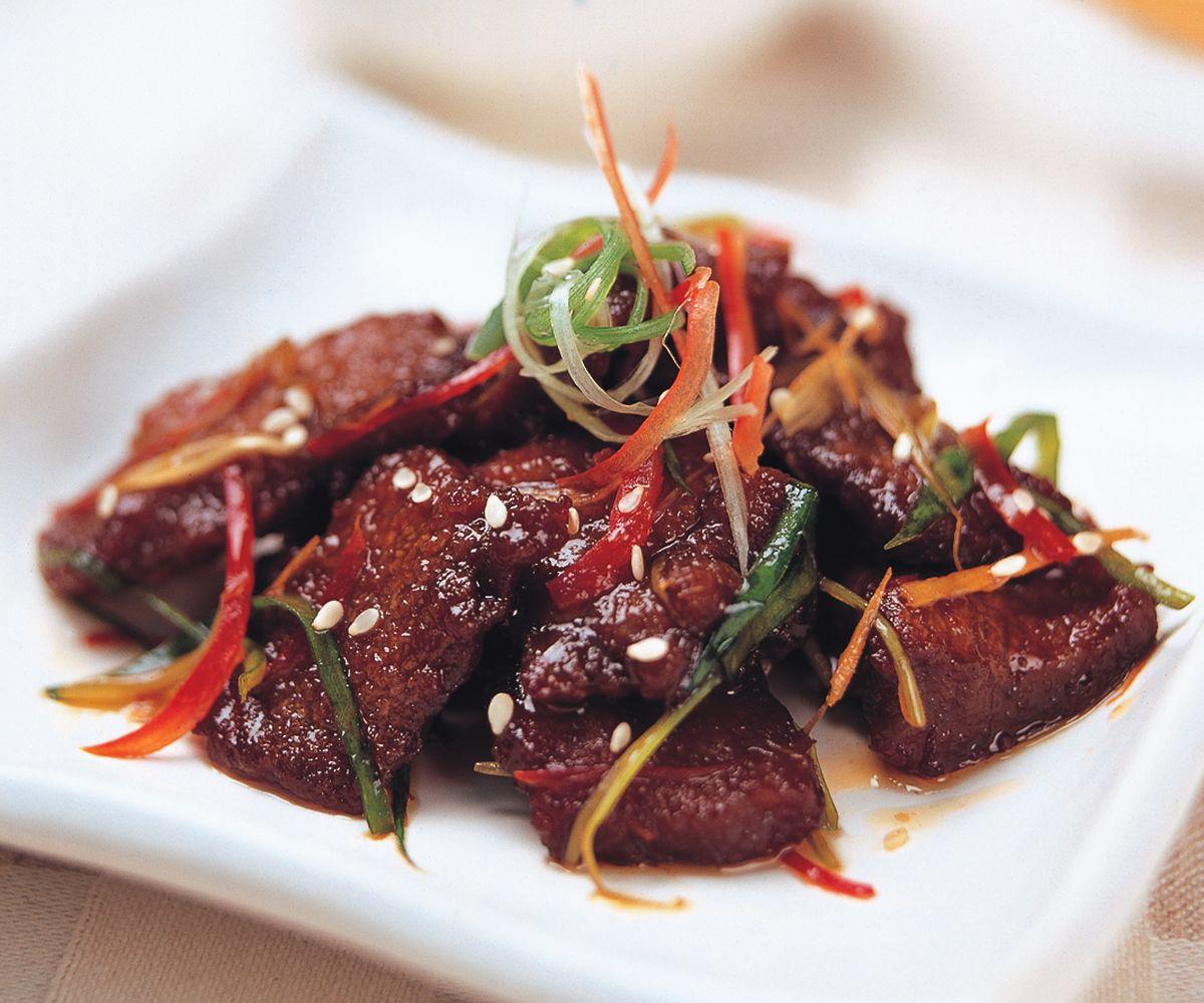 食譜:鬆化牛肉