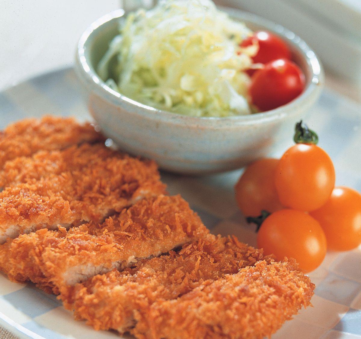 食譜:日式炸豬排(5)