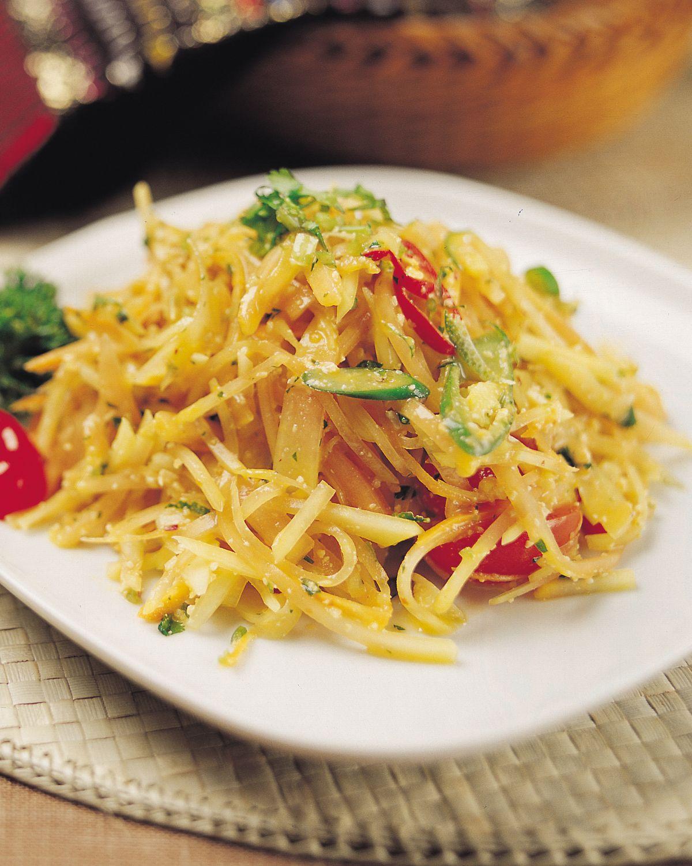 食譜:青木瓜沙拉
