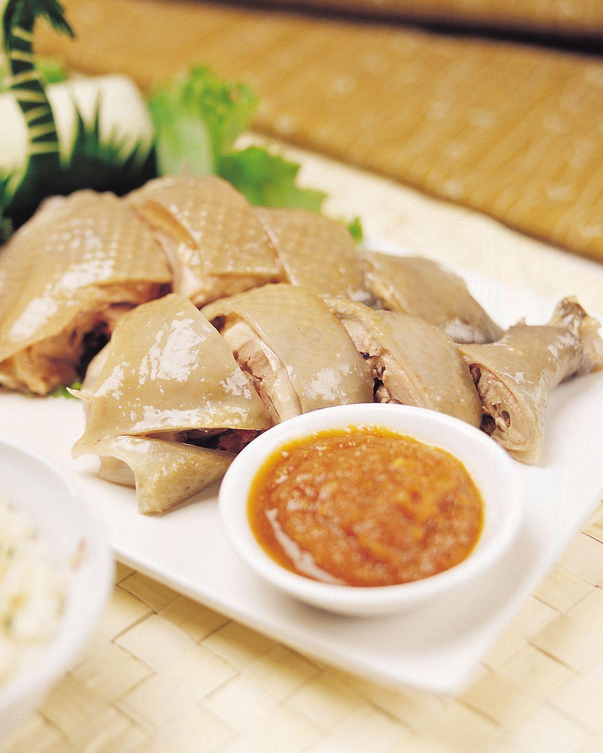 食譜:海南雞飯