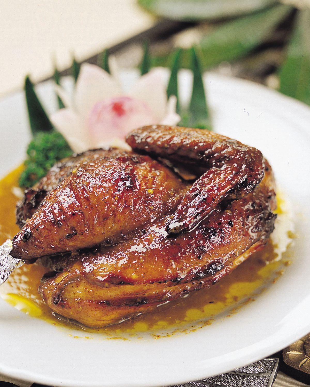食譜: 泰式烤雞
