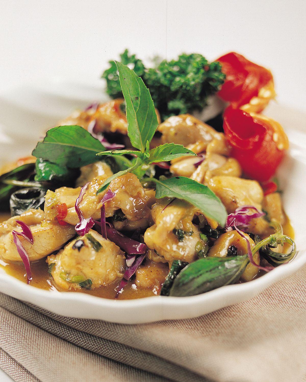 食譜:南洋辣炒雞丁