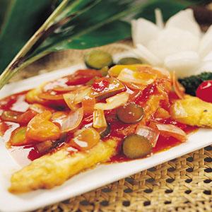 馬來式酸甜魚