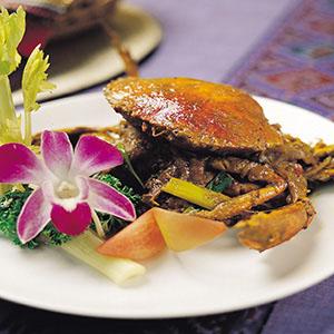 咖哩螃蟹(1)