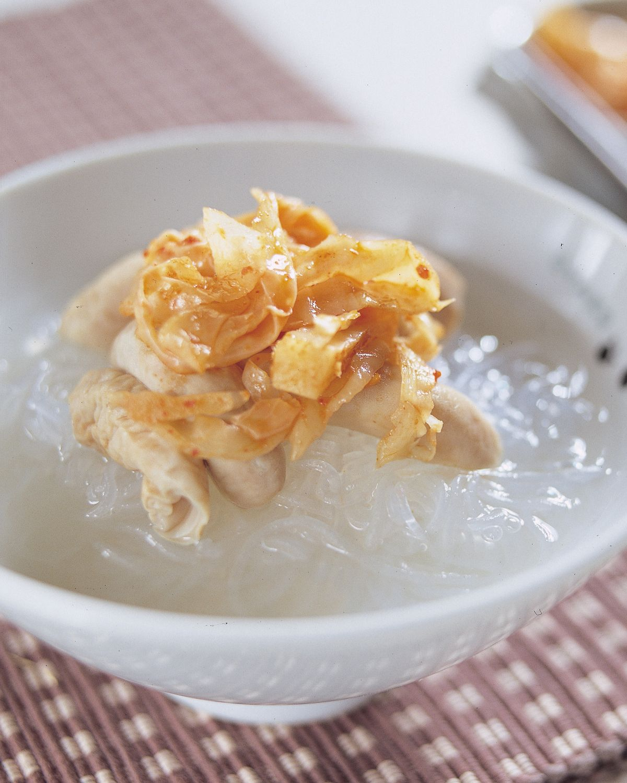 食譜:豬腸冬粉