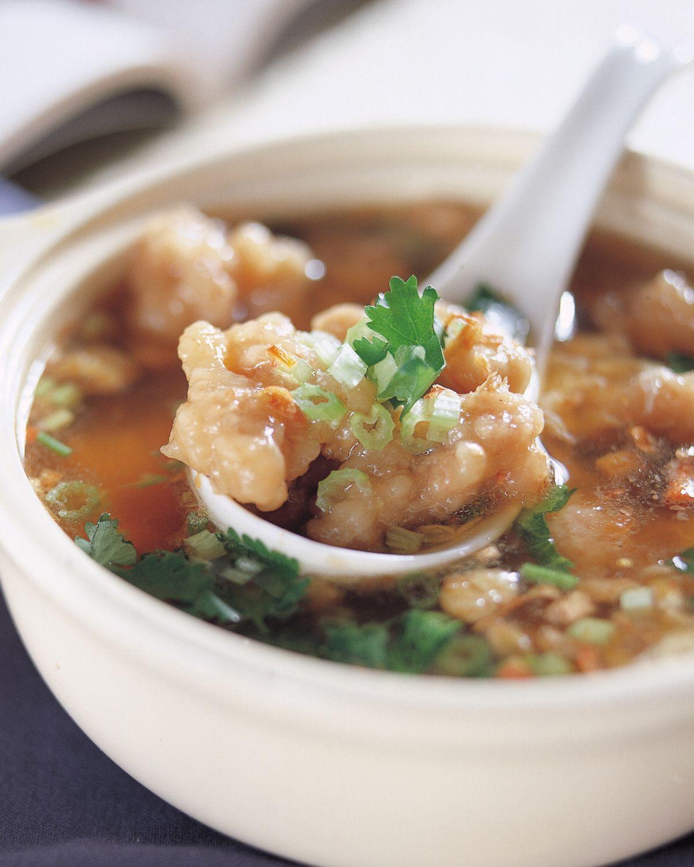 食譜:浮水肉羹