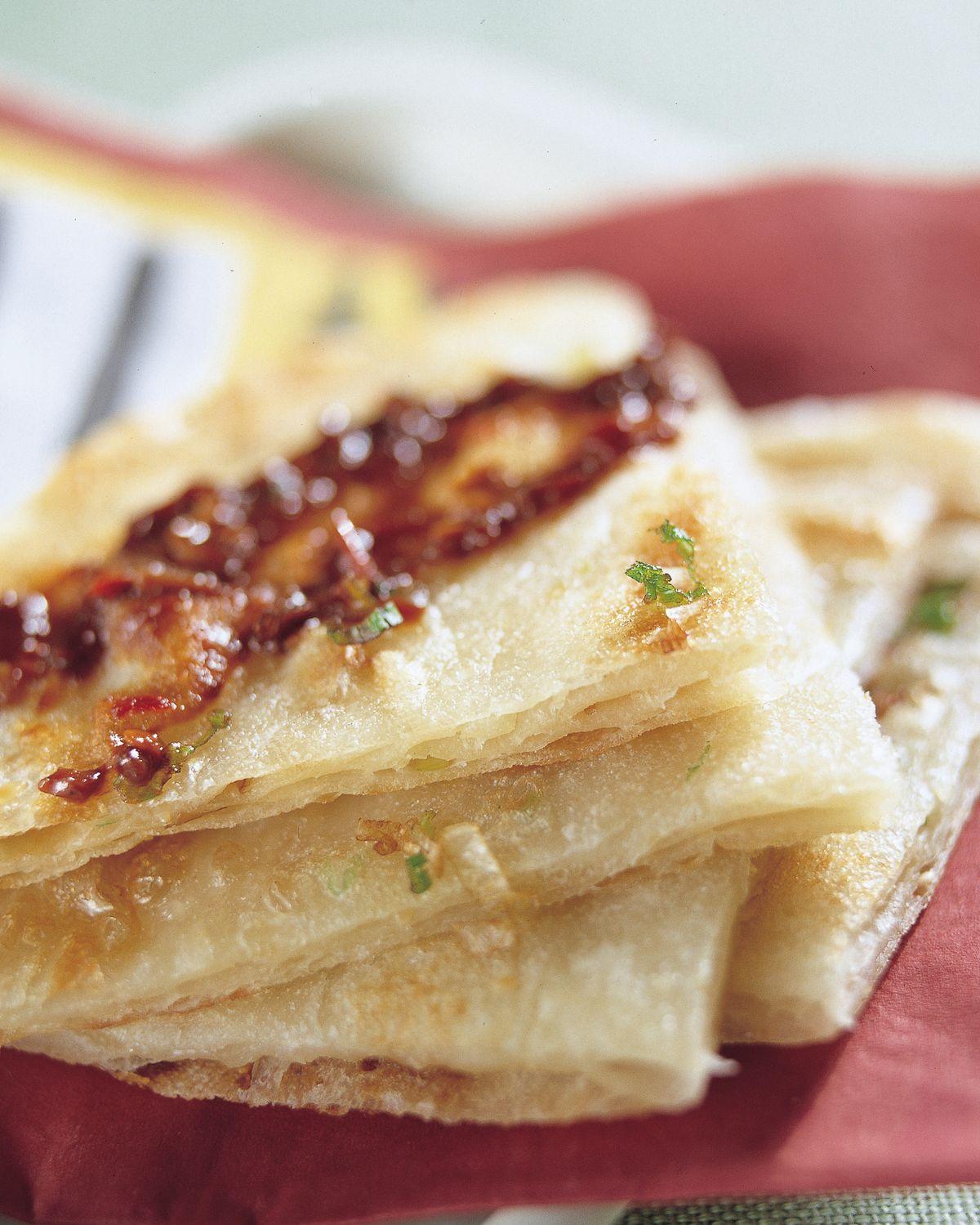 食譜:蔥油餅