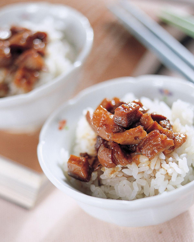 食譜:魯肉飯
