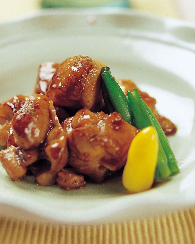 食譜:照燒雞肉