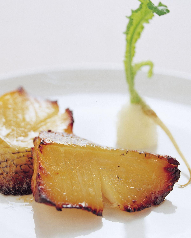 食譜:鱈魚西京燒