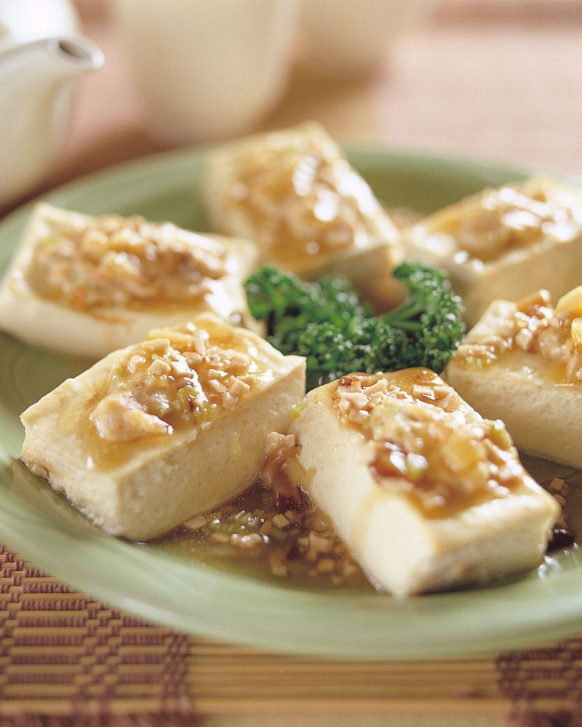 食譜:釀豆腐