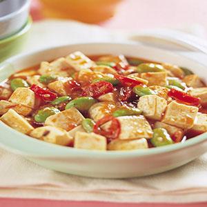 麻婆豆腐(3)