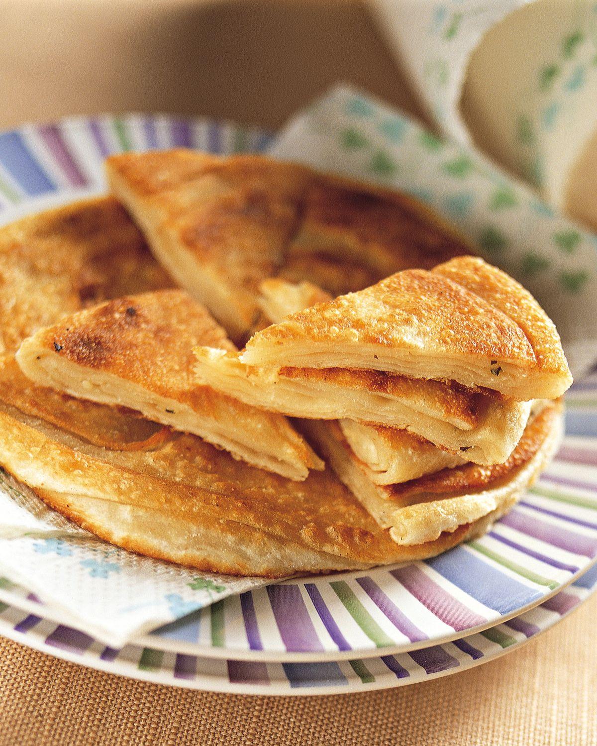 食譜:香椿油餅