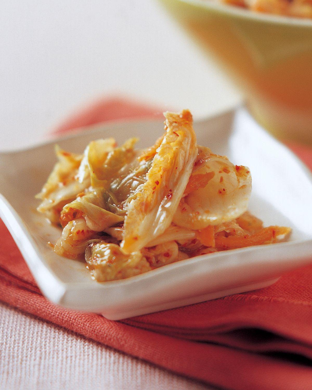 食譜:韓式泡菜