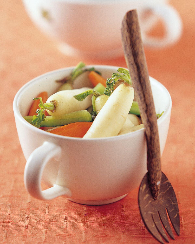 食譜:廣式三色泡菜