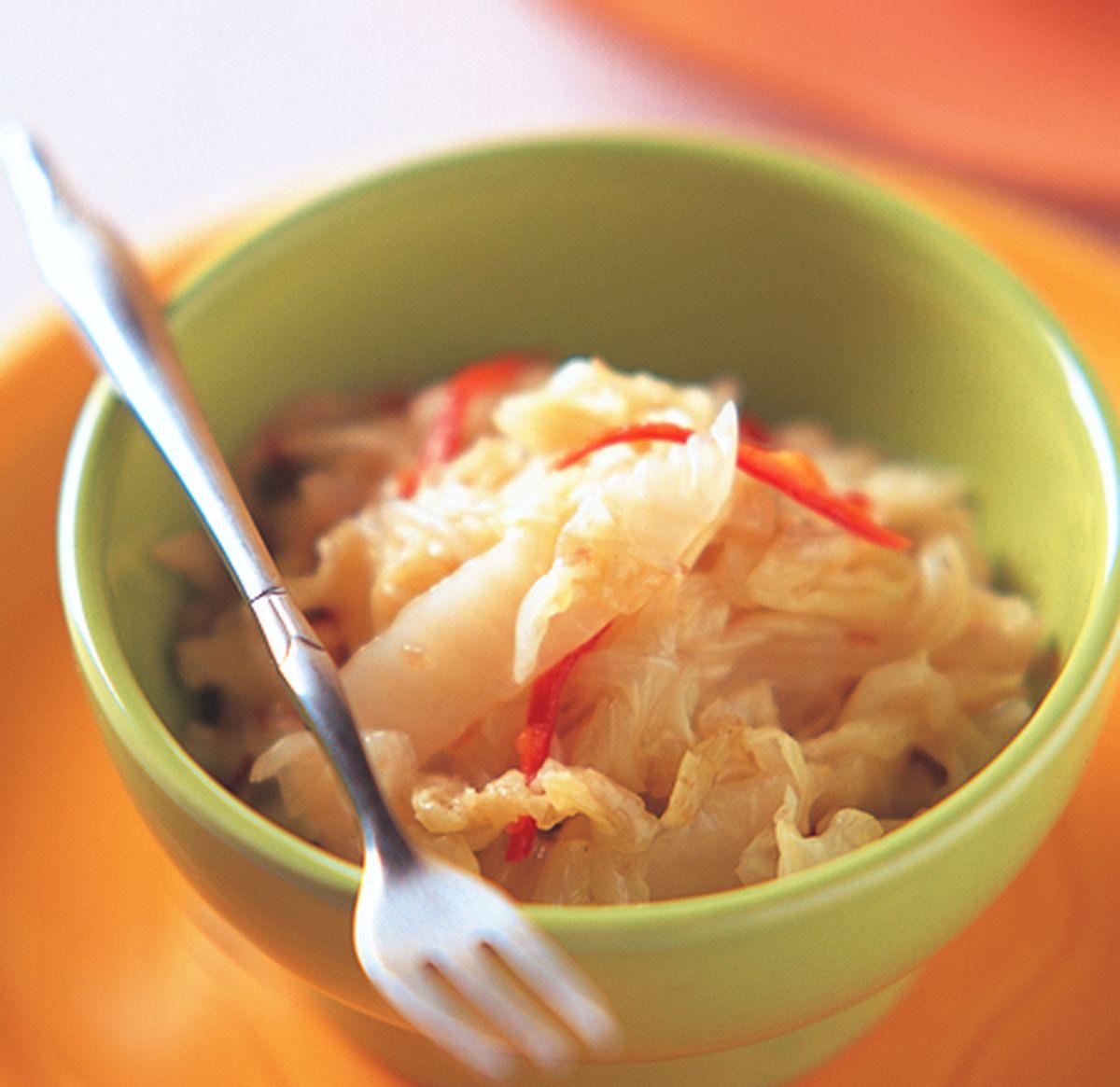 食譜:北平辣白菜