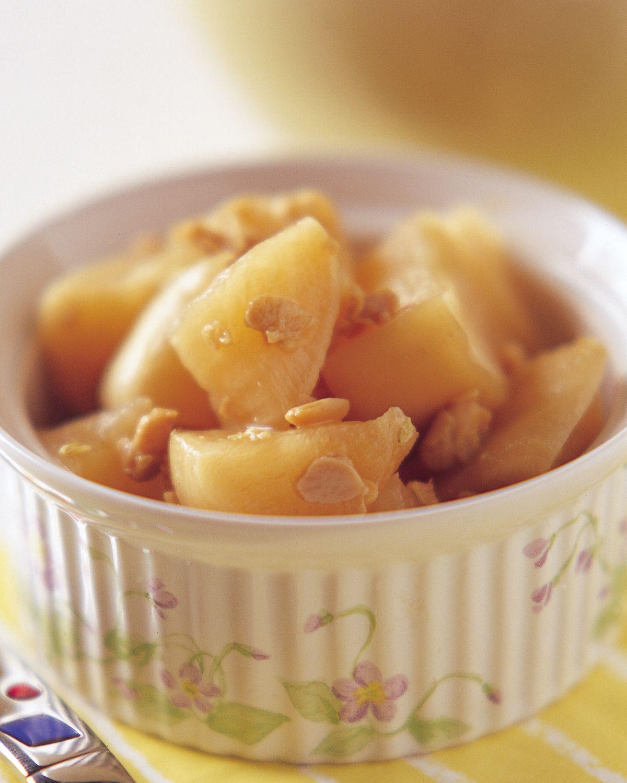 食譜:豆醬醃蘿蔔