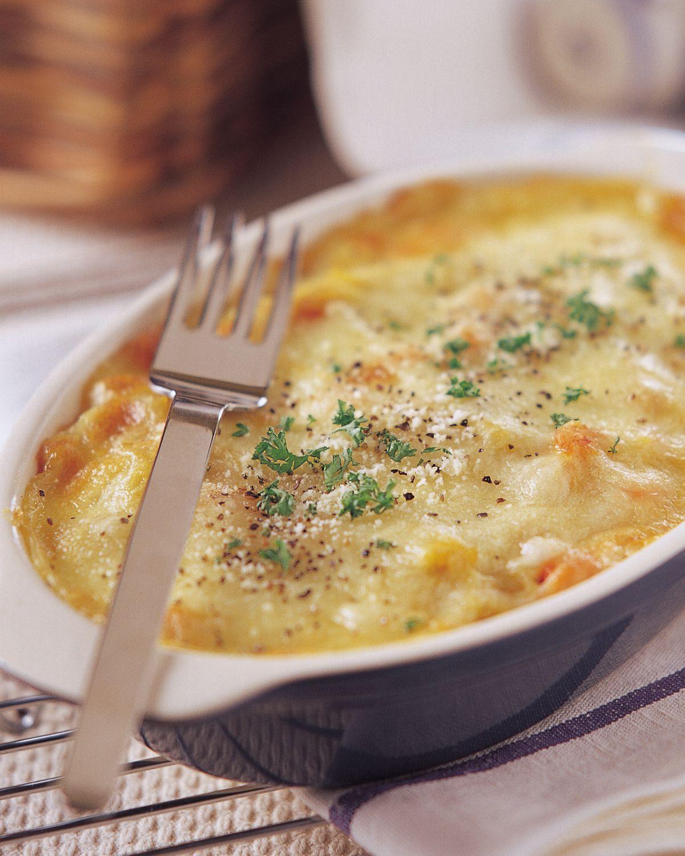 食譜:味噌咖哩焗飯