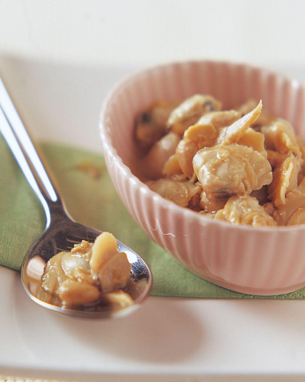 食譜:豆醬蛤蜊肉
