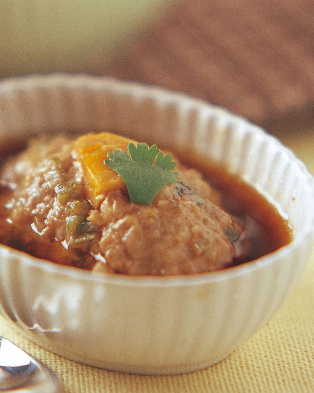 食譜:椒香蛋黃蒸肉