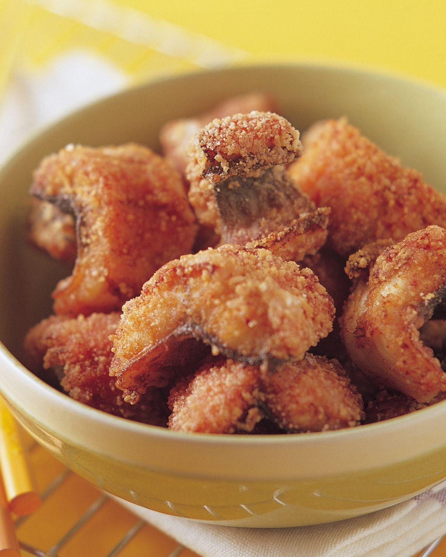 食譜:香酥鰻魚片