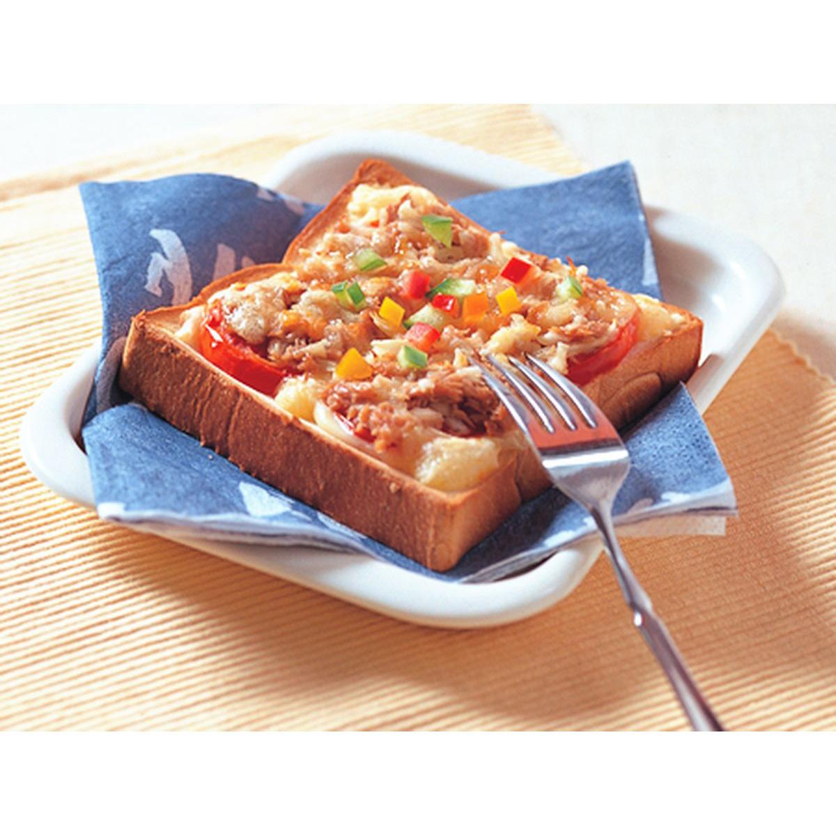 食譜:焗烤鮪魚厚片