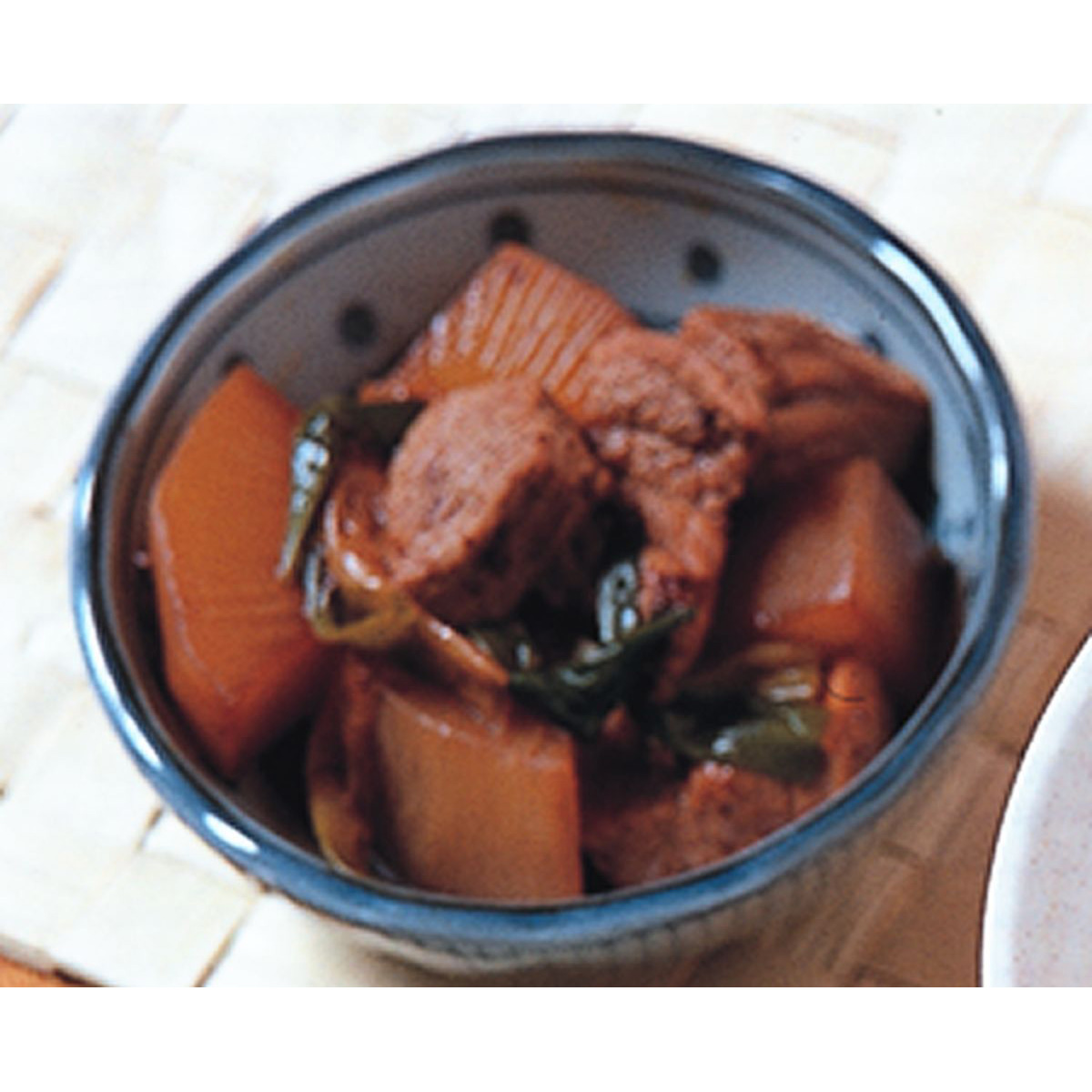 食譜:白玉燒肉