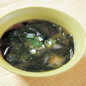 海芽味噌湯