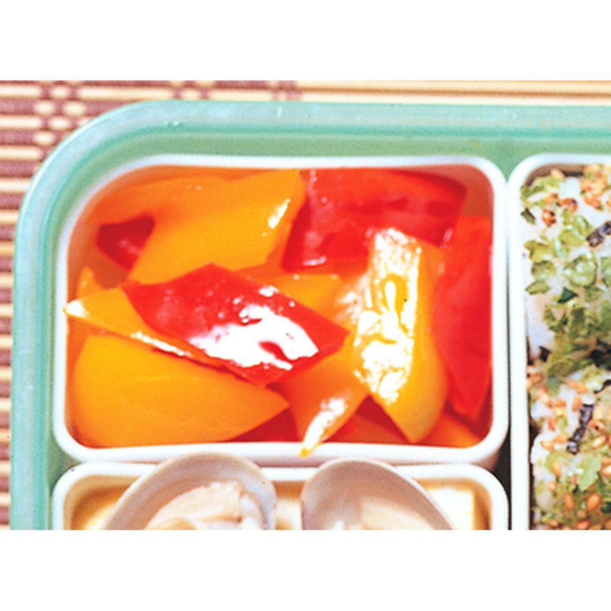 食譜:酸甜彩椒