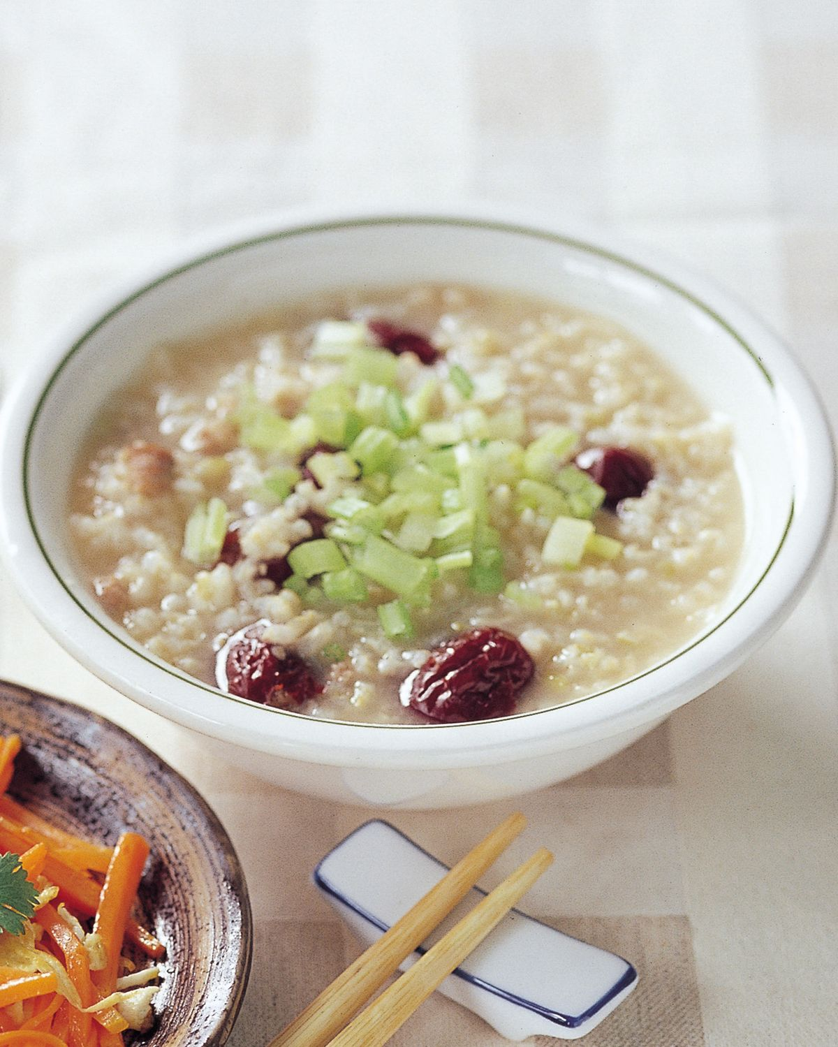 食譜:紅棗糙米粥