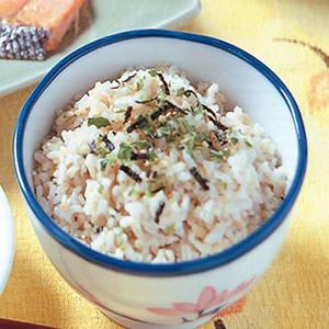 胚芽米飯(1)