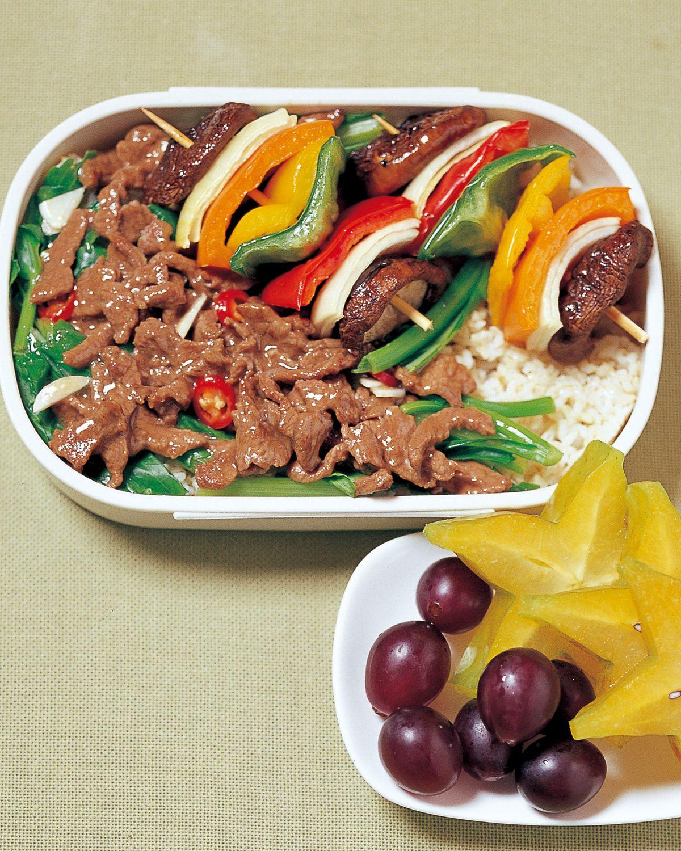食譜:串烤什錦洋蔥