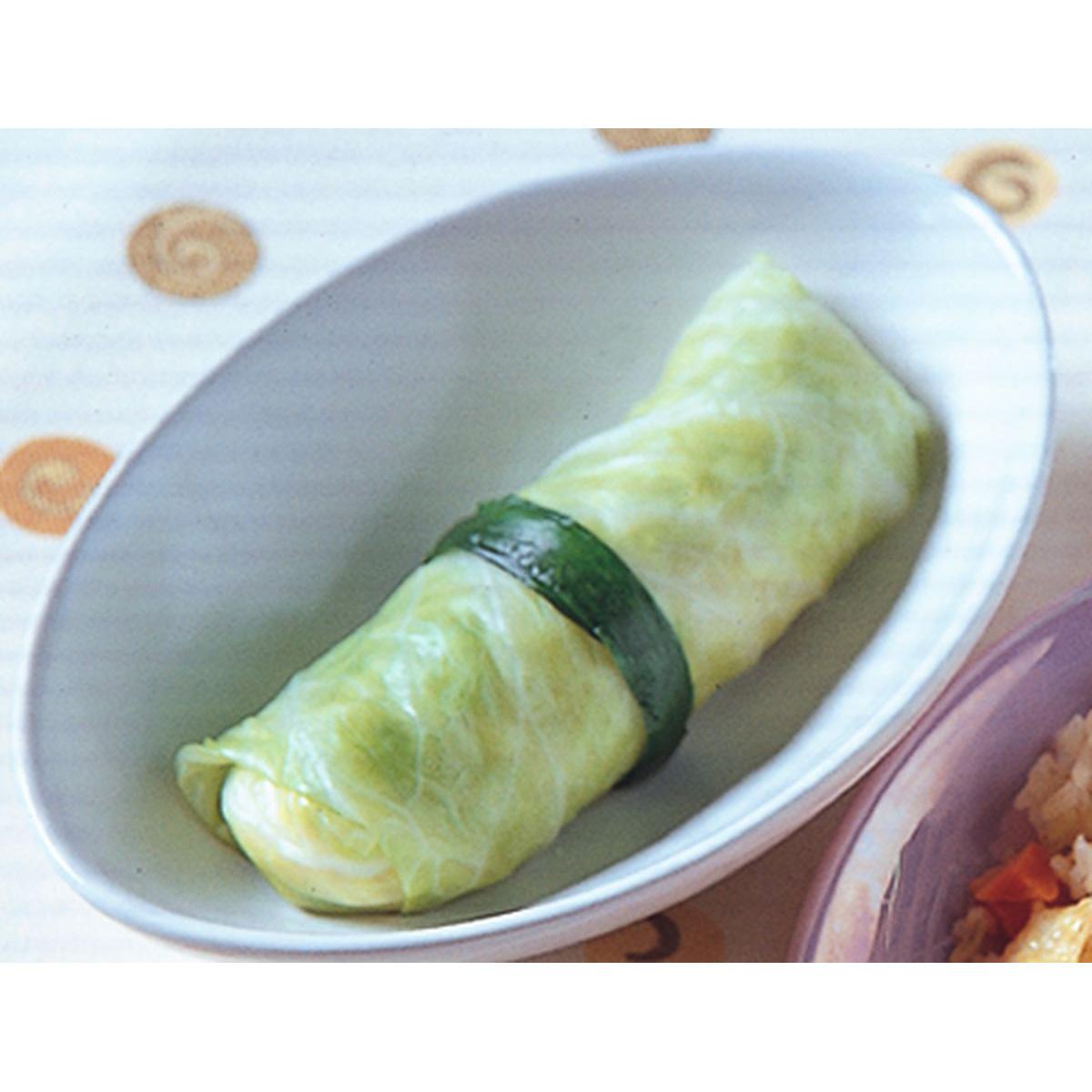 食譜:高麗菜卷(1)