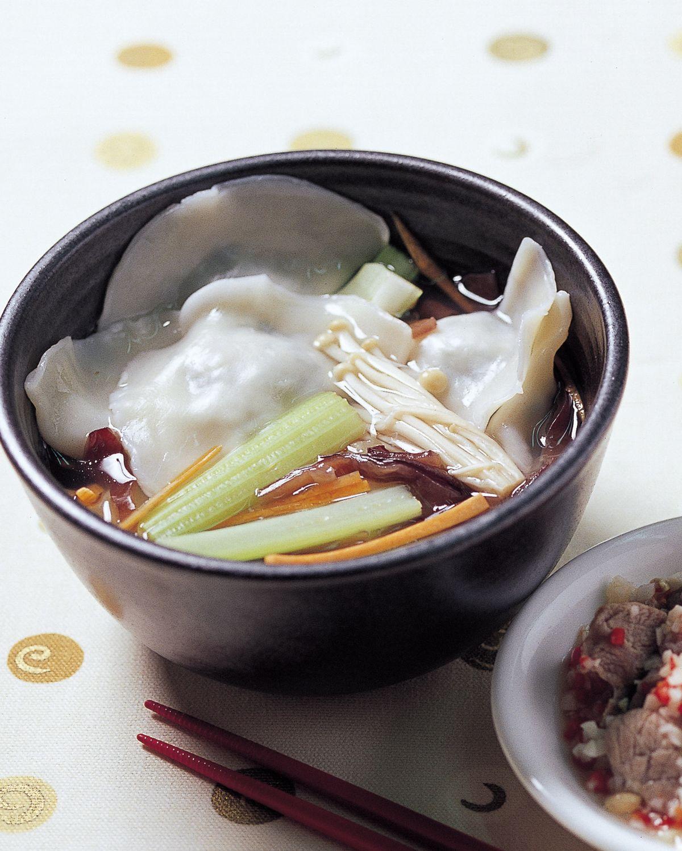 食譜:蔬菜湯餃