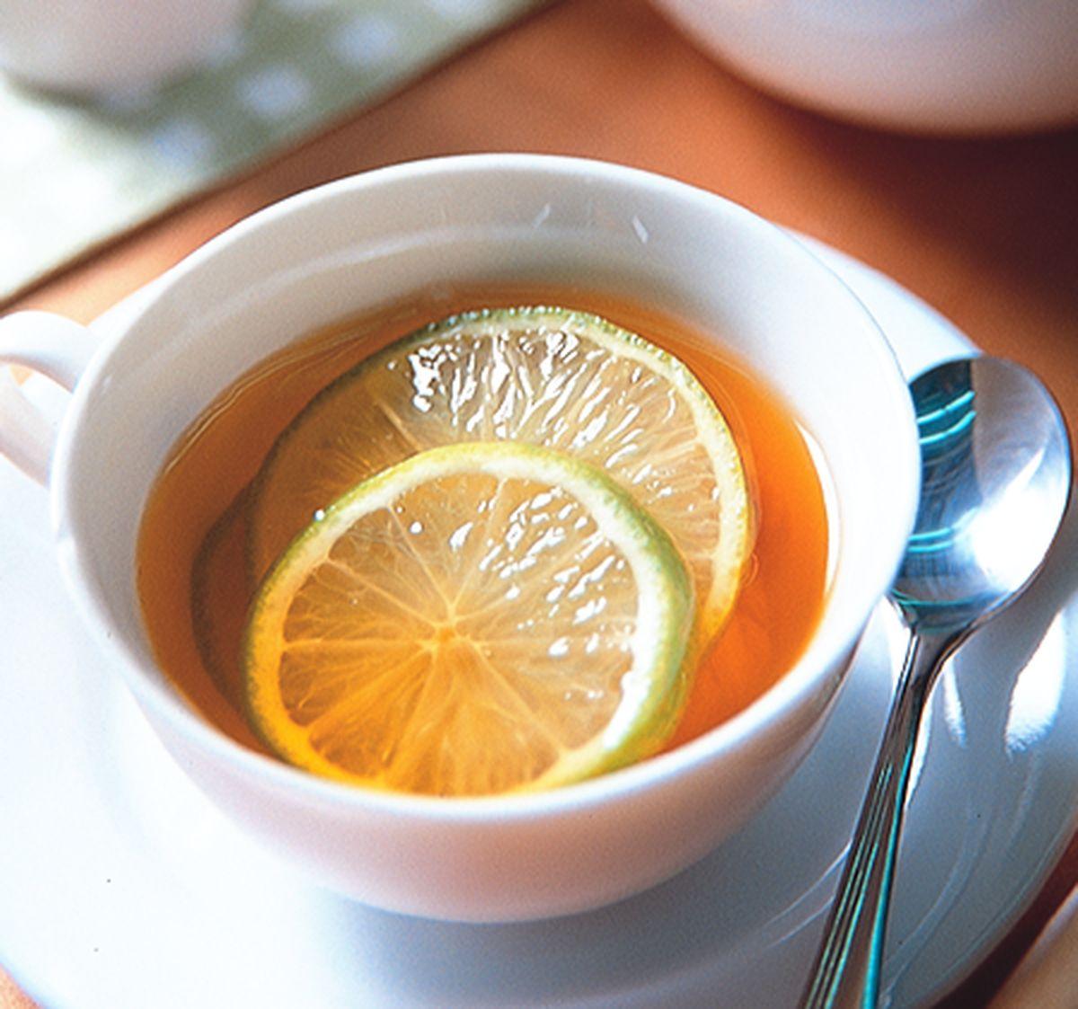 食譜:檸檬紅茶