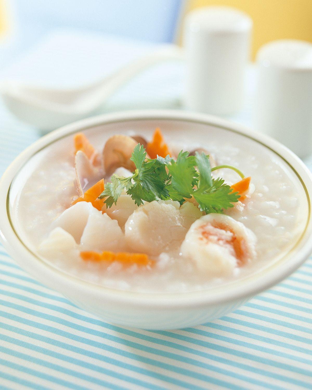 食譜:什錦海鮮粥