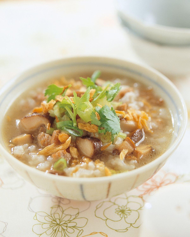 食譜:台式鹹粥(1)