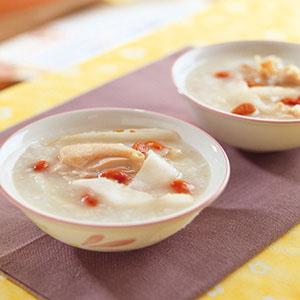 玉竹雞肉粥
